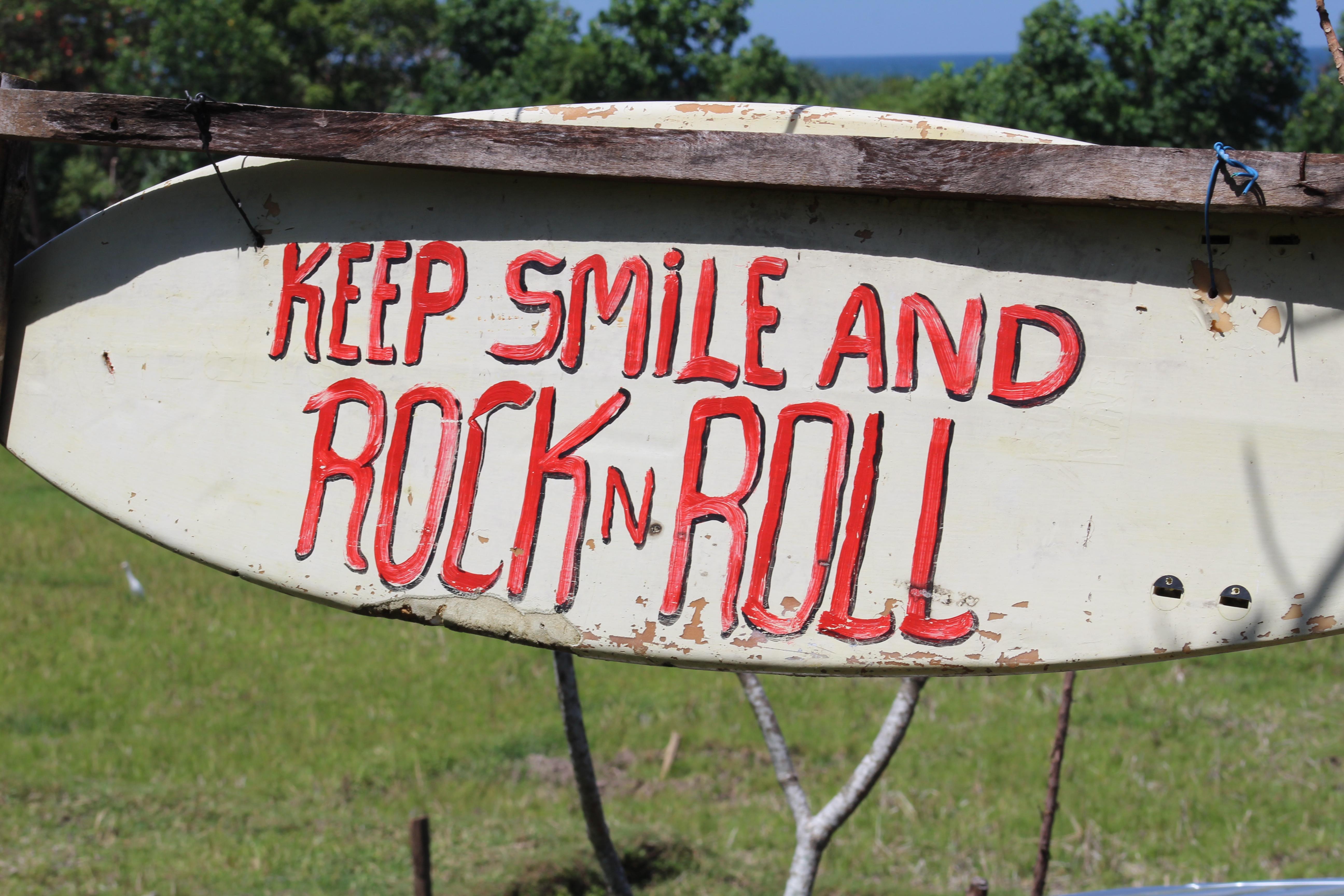 Keep Smile & Rock n Roll