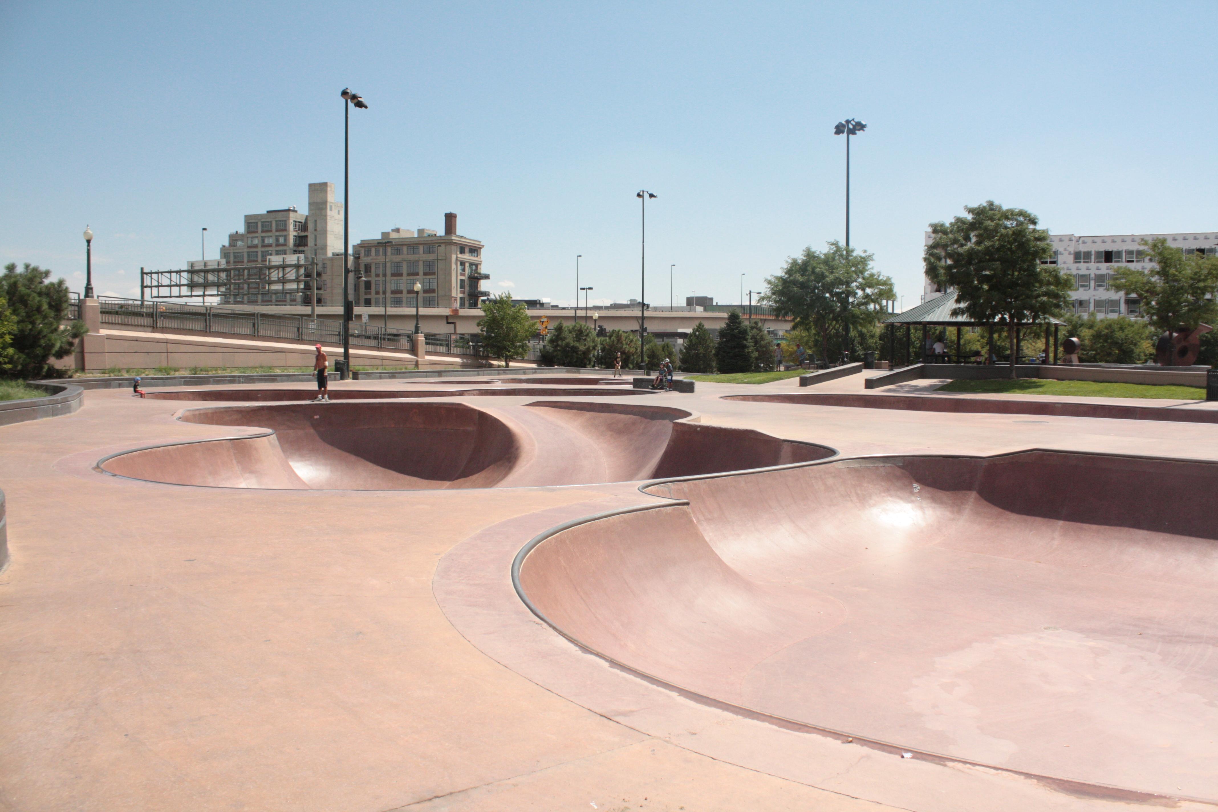 Denver skatepark