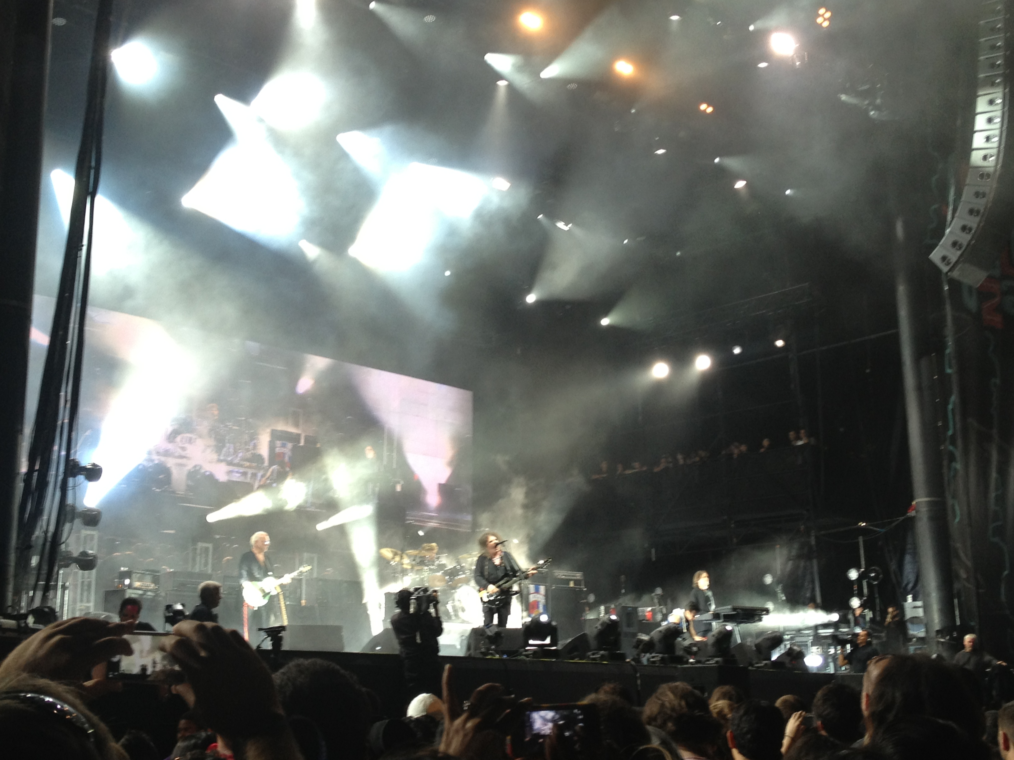 The Cure at Lollapalooza