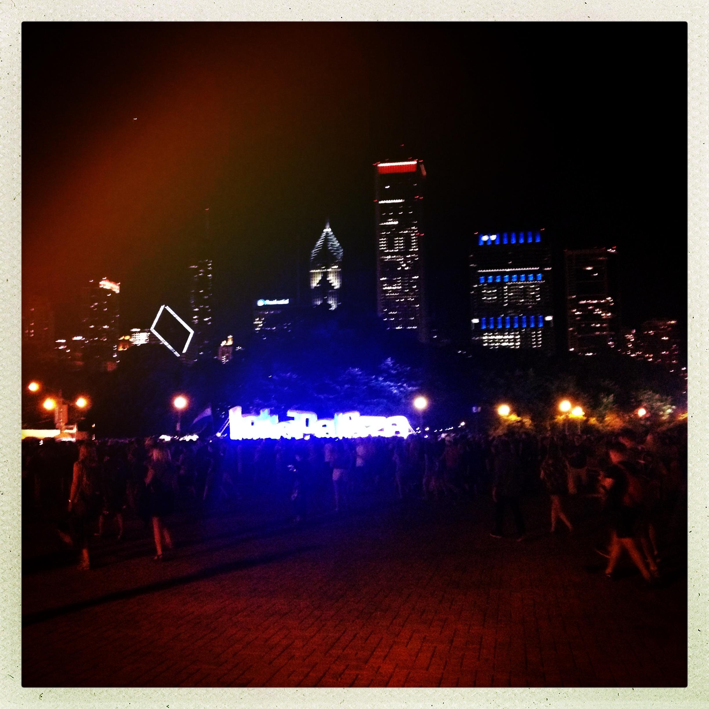 Goodbye Lollapalooza!