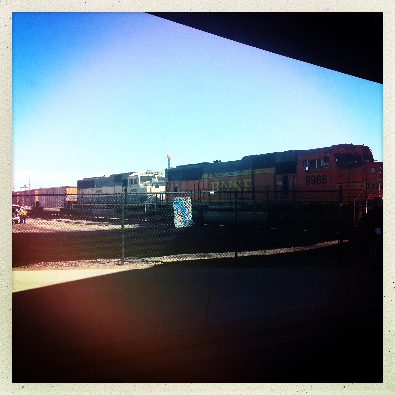 Longest train!