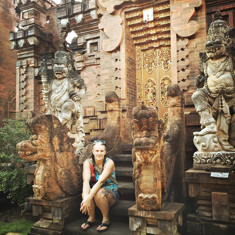 A Kuta Temple