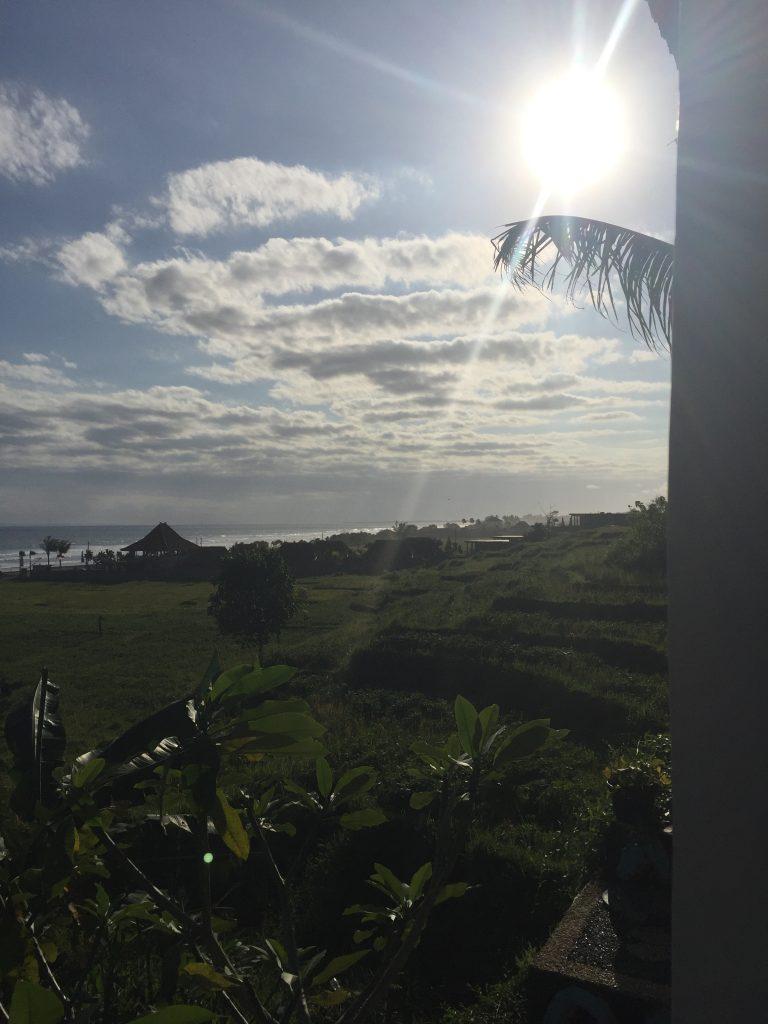 View from Dikaloha lounge