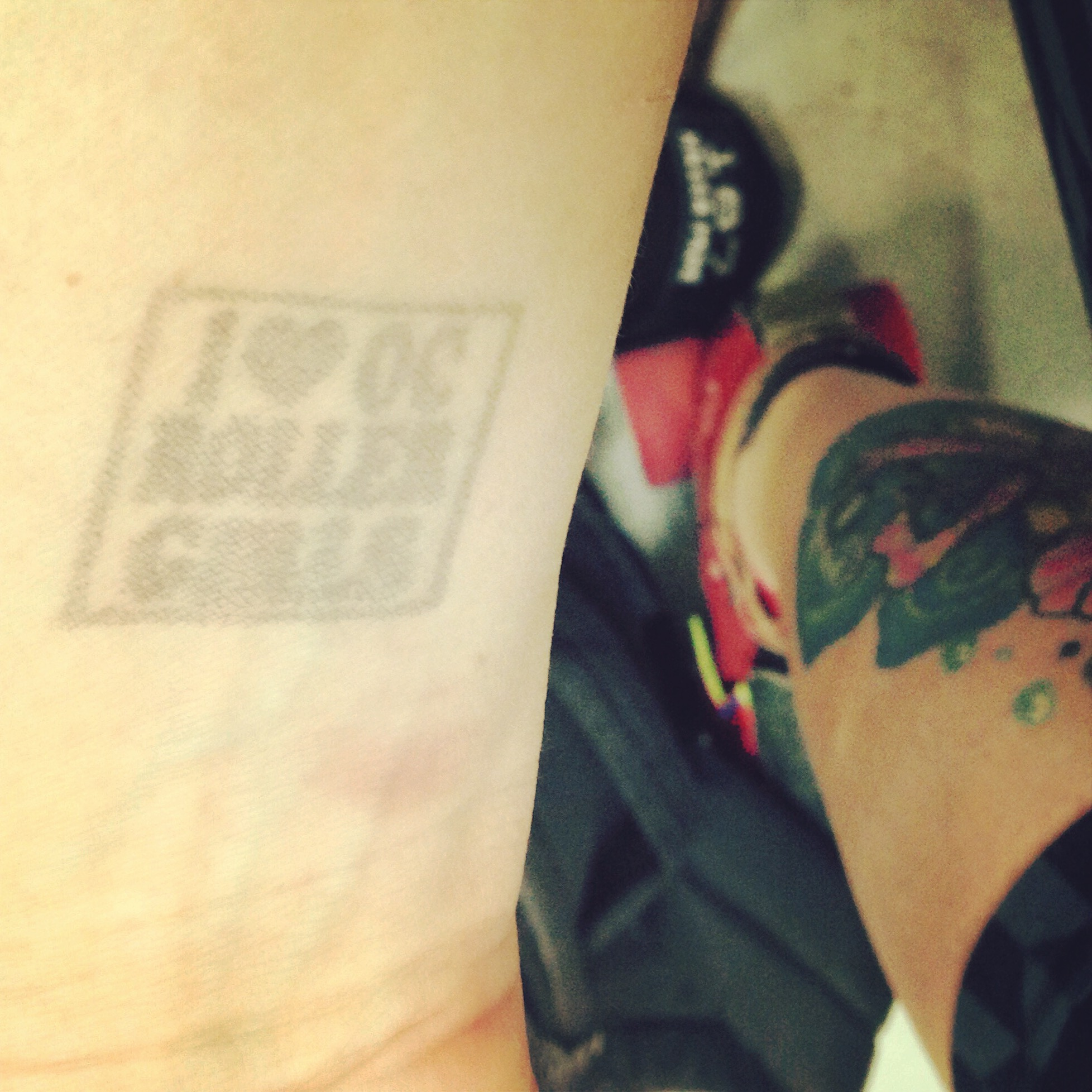 OC Roller Girls stamp