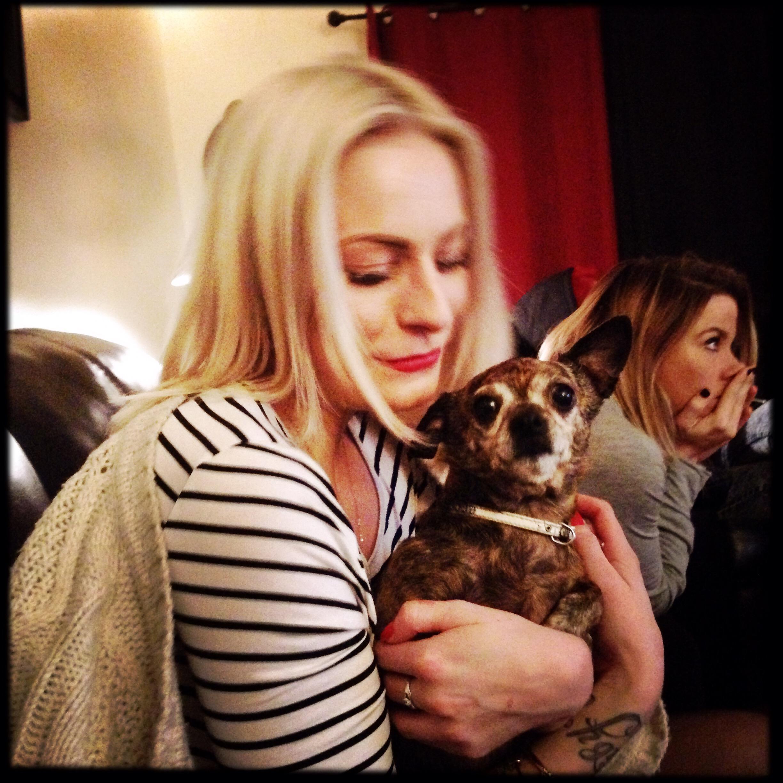 Karis with Cornelia