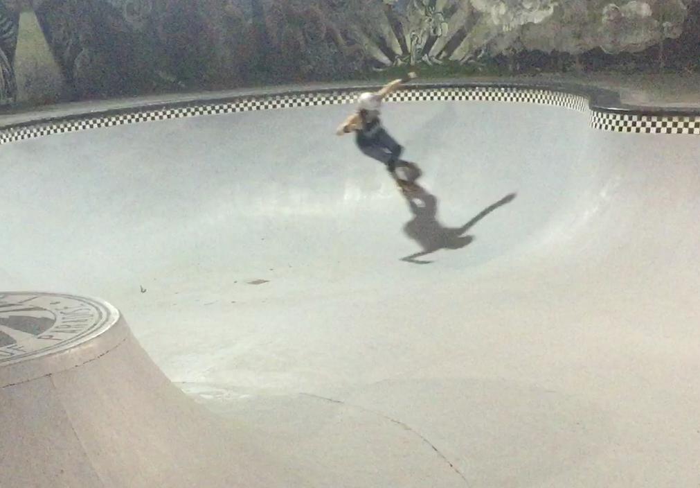 Skating Globe Bali Skatepark