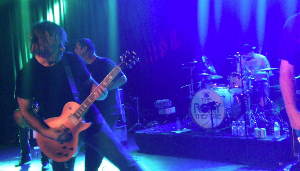 Pulley at The Roxy Theatre