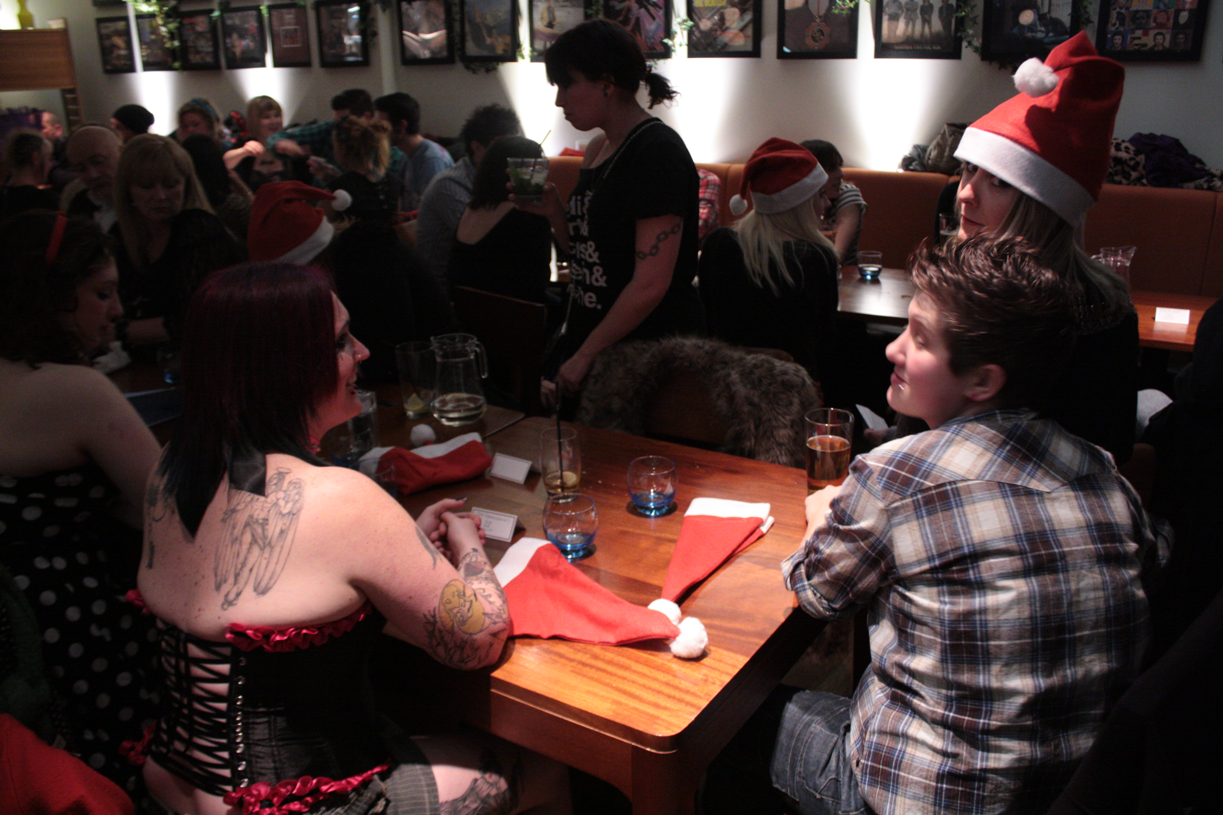 Dollies Christmas Dinner 2010