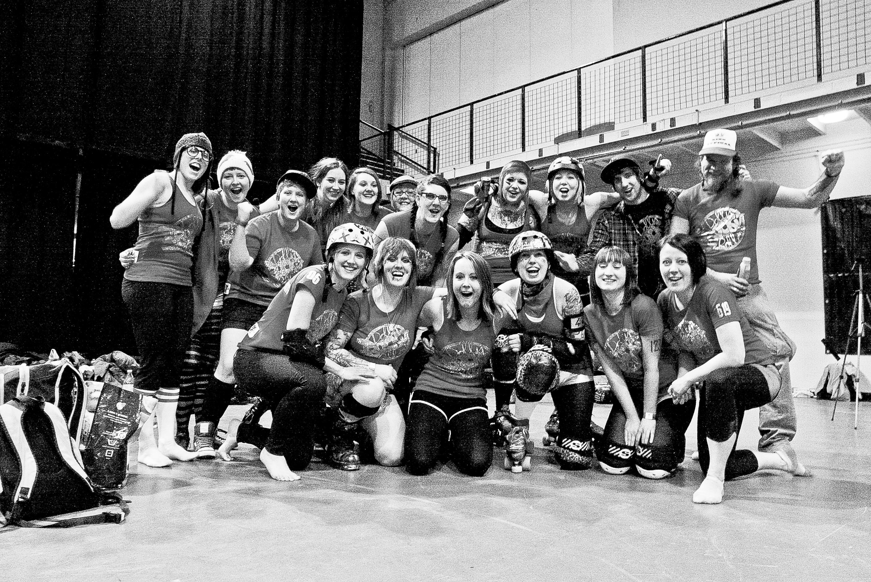 The Team Photo