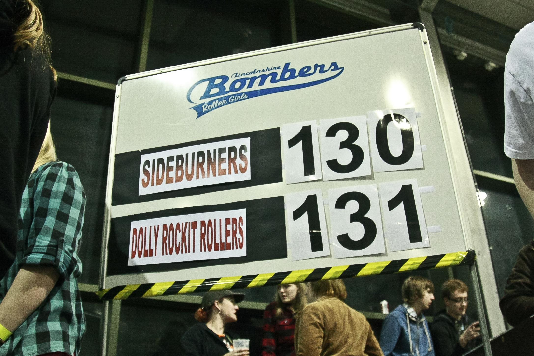 The score!