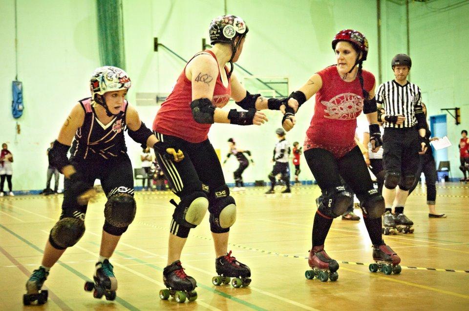 Total FreyHem skating for LRG