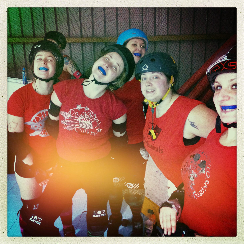 Phil, Sweet, Iona, Thawks & Mickey