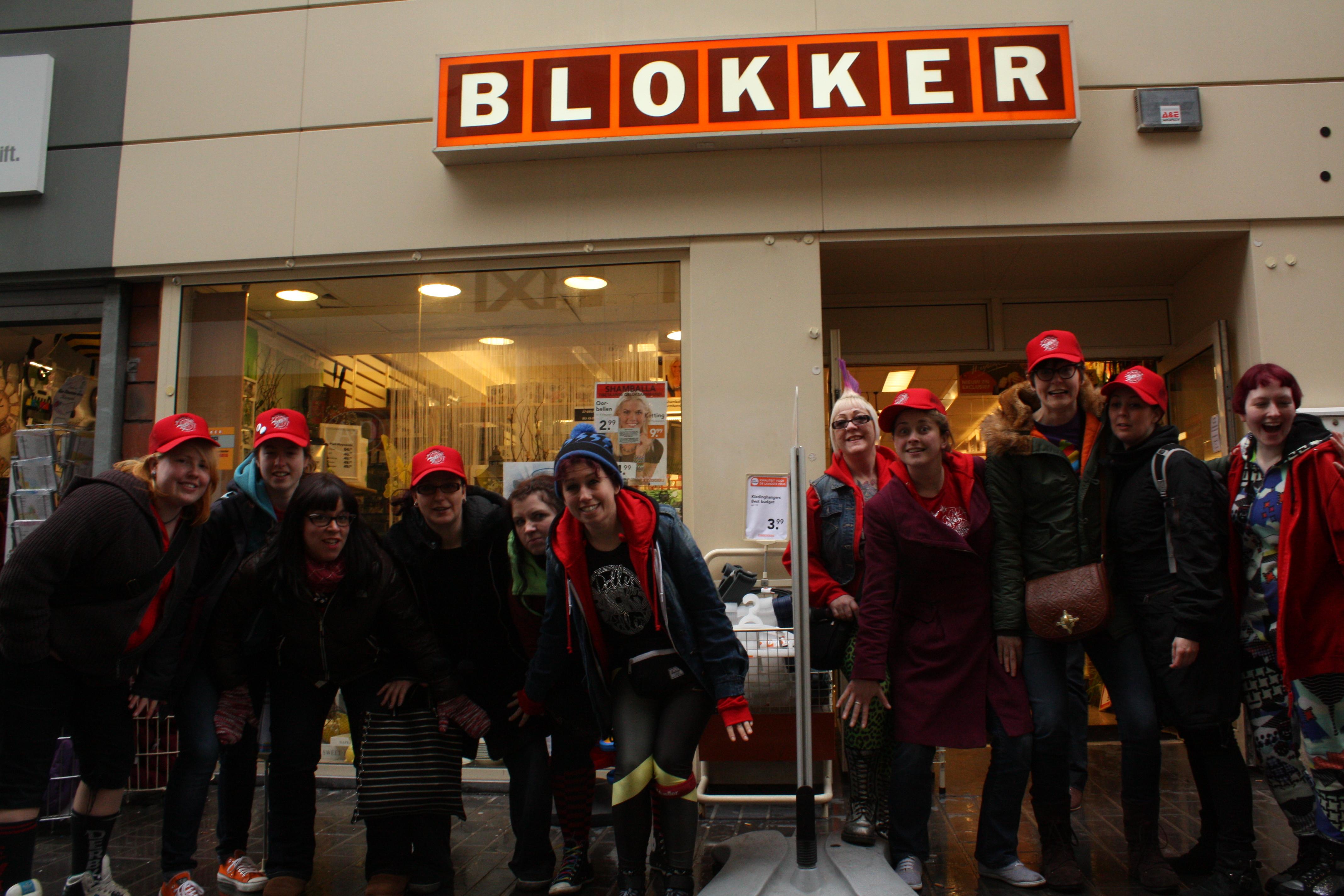 Blokkers!