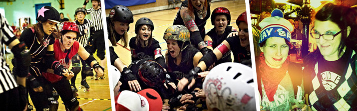 Dolly Rockit Rollers 2012
